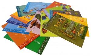 Collection des cahiers d'ariena