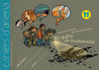 Cahier d'ariena n°11  Enquête de biodiversité (disponible en version numérique)