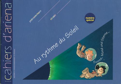 Cahier d'ariena n°spécial – Au rythme du soleil