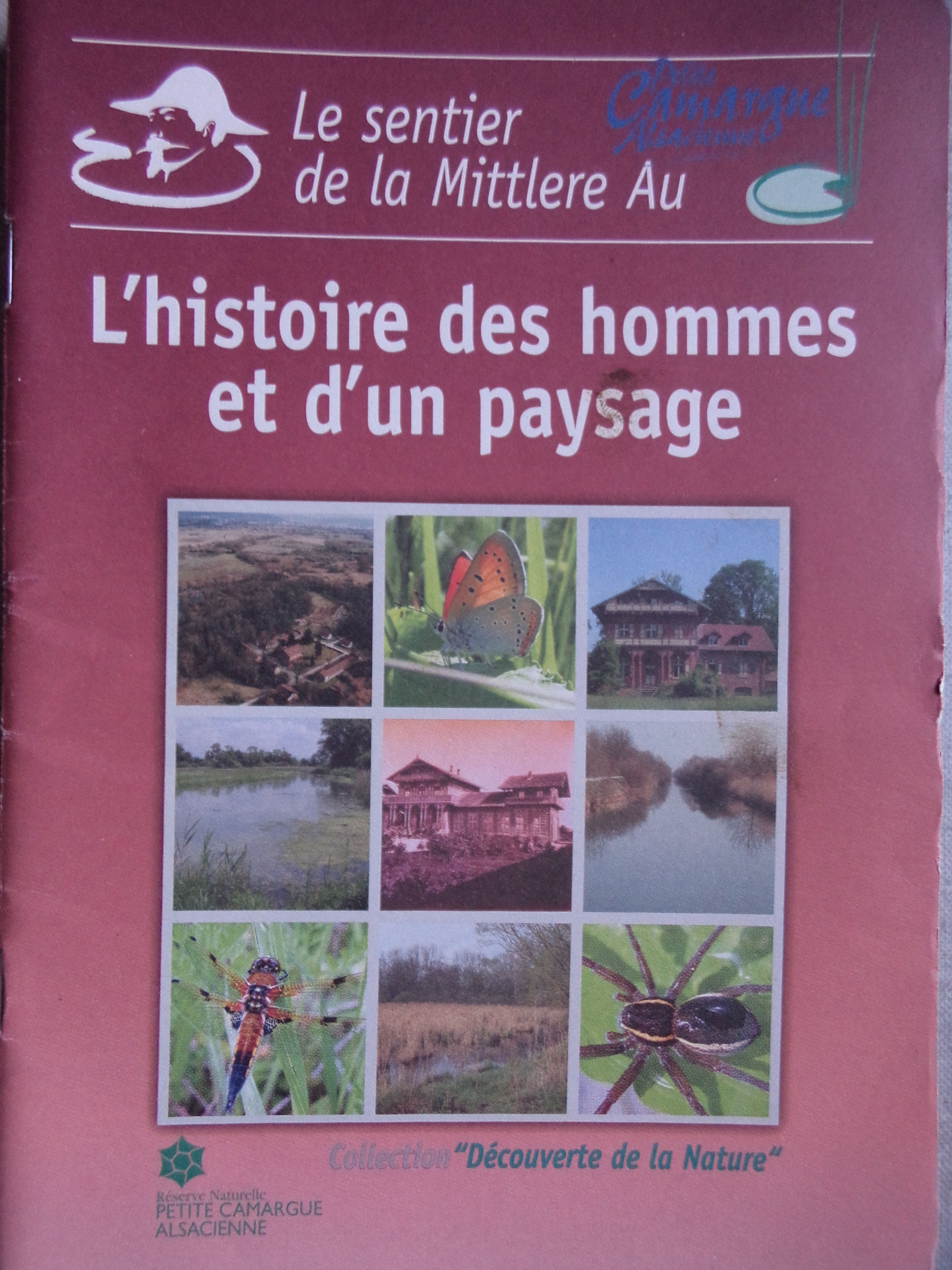 Guide «Sentier de la Mittlere Au» – L'histoire des hommes et d'un paysage