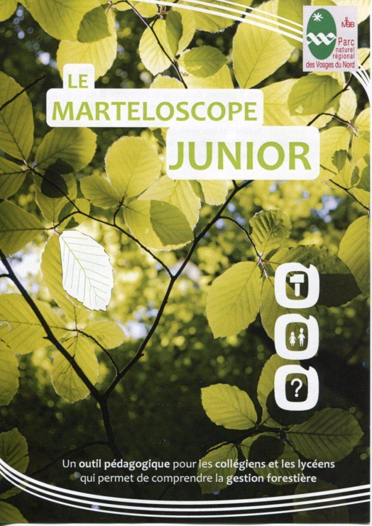 Malle Marteloscope(ressources documentaires en complément de l'animation Marteloscope)