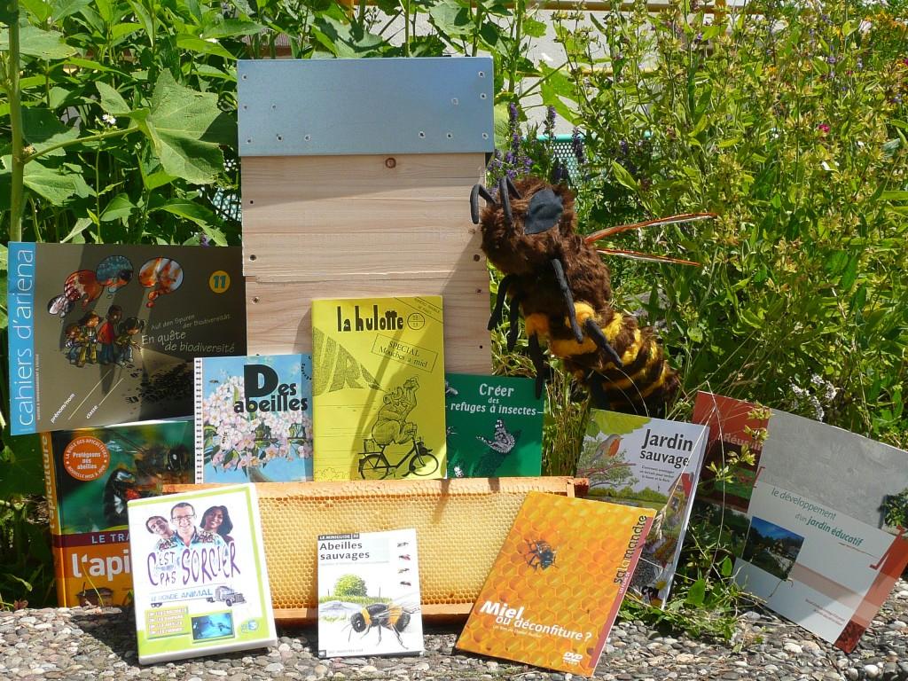 Au pays des abeilles