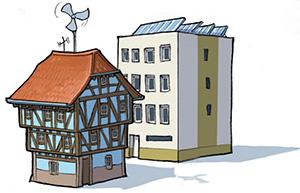 Energie et et Habitat