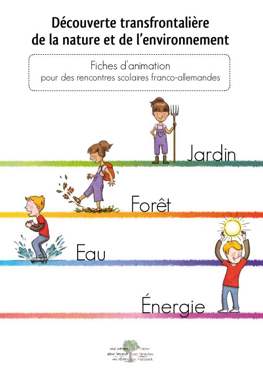 Découverte transfrontalière de la nature et de l'environnement – Fiches d'animations