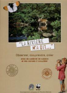 Kit de la FRAPNA «La rivière m'a dit» – Observer, comprendre et préserver