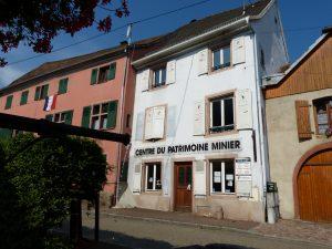 Bureau de l'ASEPAM au 4 Rue du Dr Weisgerber à Sainte-Marie-aux-Mines