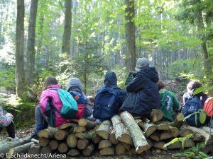 Sortie EUL - Ethic étapes - Association La vie en vert