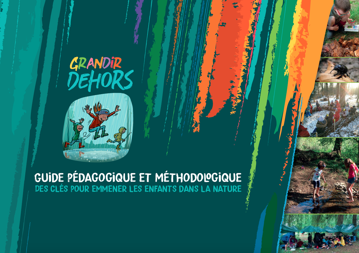 "Guide ""Grandir dehors"""