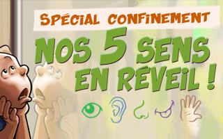 Nos 5 sens en réveil #16