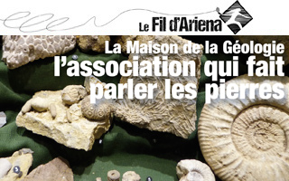 La Maison de la Géologie : l'association qui fait parler les pierres