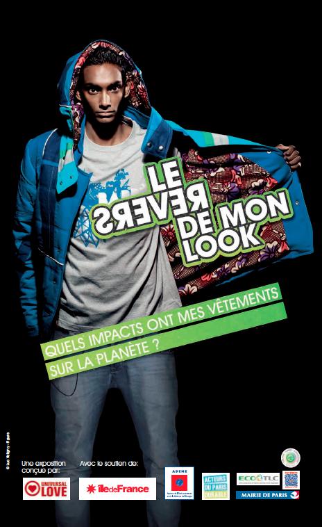 """Exposition """"Le revers de mon look"""""""
